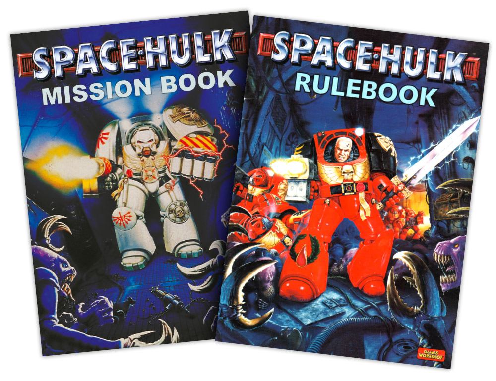 Space Hulk Rulebook Pdf