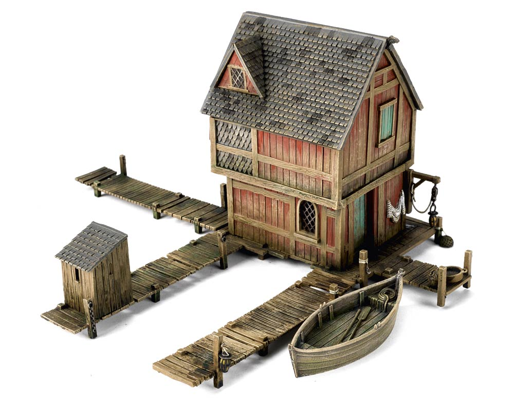 The Lake Town House Is Here Warhammer Community