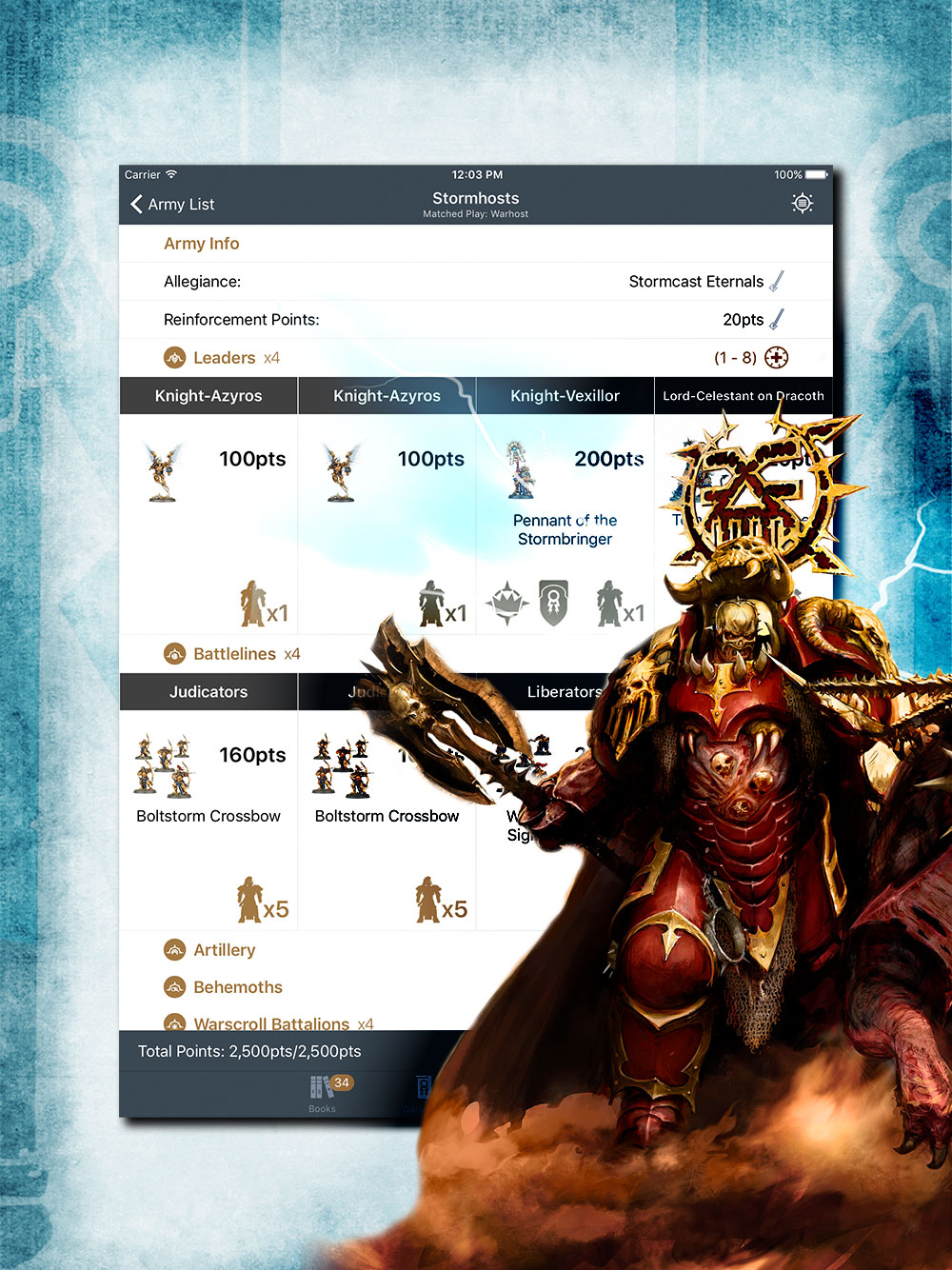 Your Warhammer Age of Sigmar App: Updated! - Warhammer Community