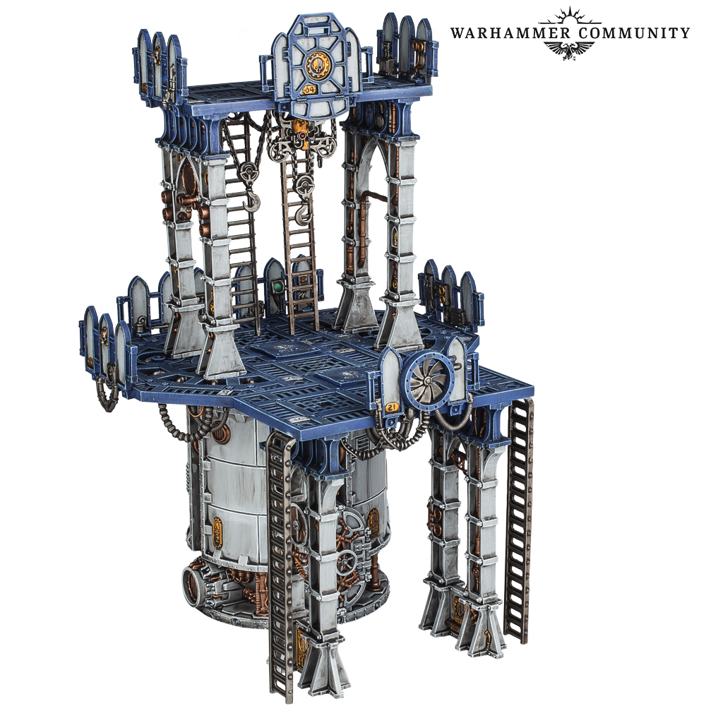 New Sector Mechanicus - Warhammer Community