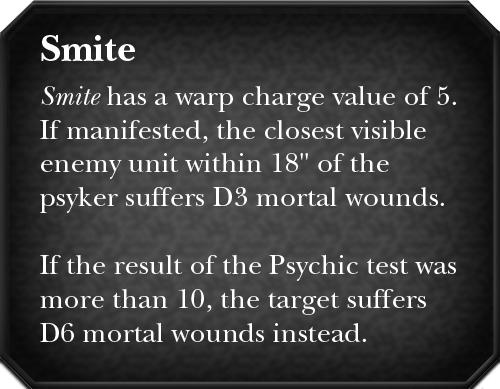 New Warhammer 40,000 - Psychic Phase - Warhammer Community