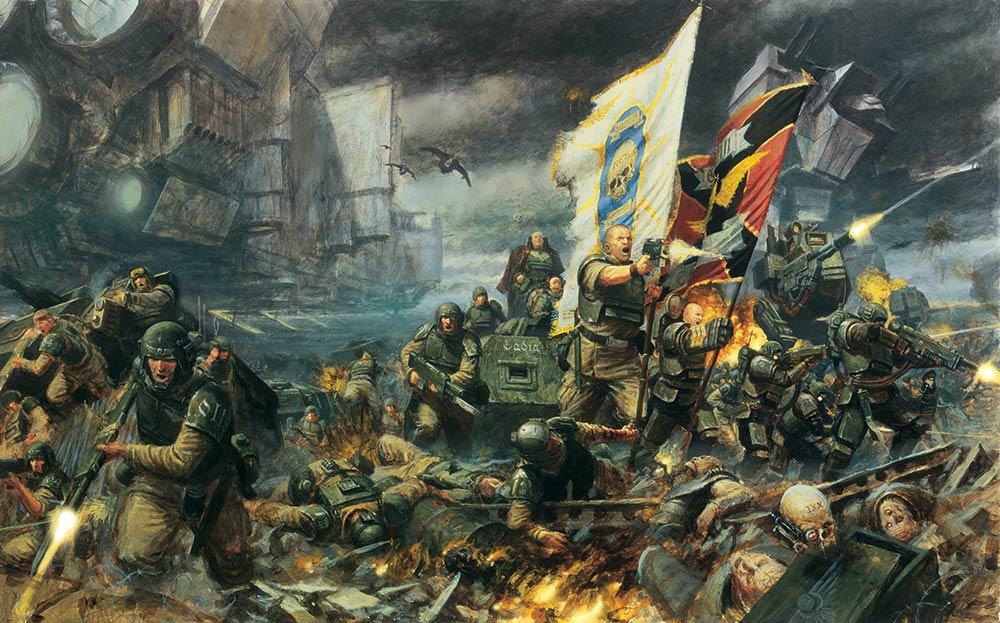 New Warhammer 40,000: Choosing Your Army - Warhammer Community
