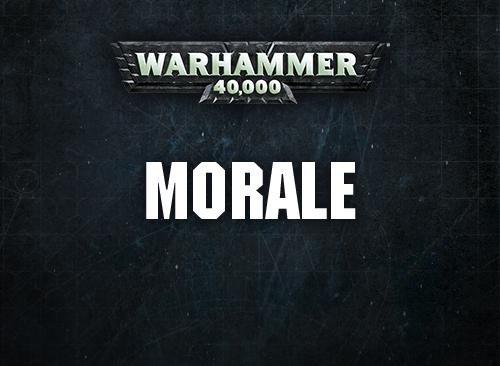 New Warhammer 40,000 - Morale - Warhammer Community