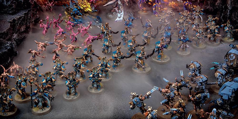 Warhammer 40,000 Faction Focus: Thousand Sons - Warhammer Community