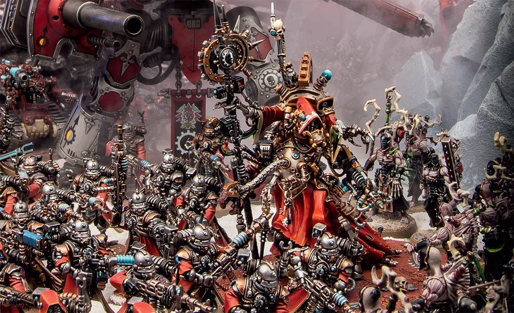 warhammer 40k mechanicus guide