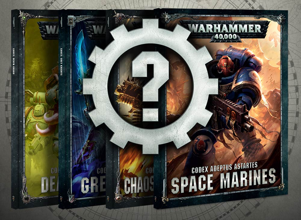 Codexes: Your Questions Answered - Warhammer Community