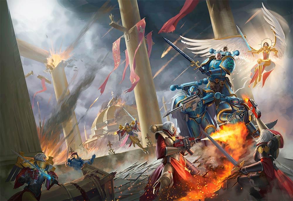 Warhammer 40k Blackstone Fortress Augmetic Of Shrouding