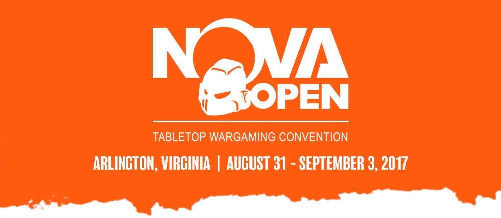 The Totally Epic Warhammer 40,000 Grand Tournament at the NOVA Open