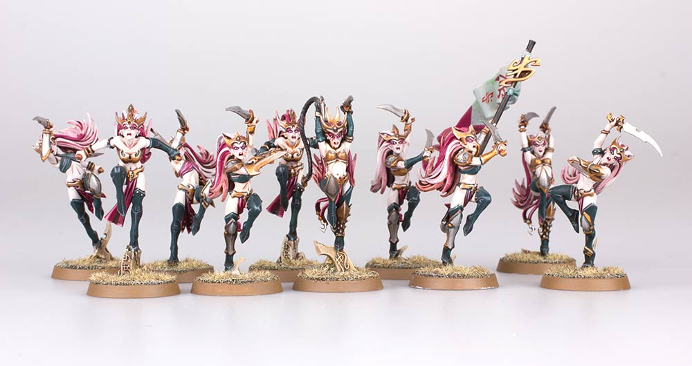 Start Collecting Daughters of Khaine Games Workshop Warhammer Age of Sigmar
