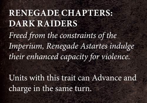 Legion Focus: Renegades - Warhammer Community