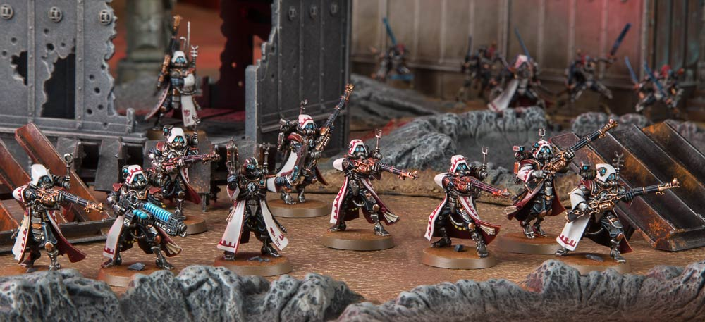 Kill Team Focus: Adeptus Mechanicus - Warhammer Community
