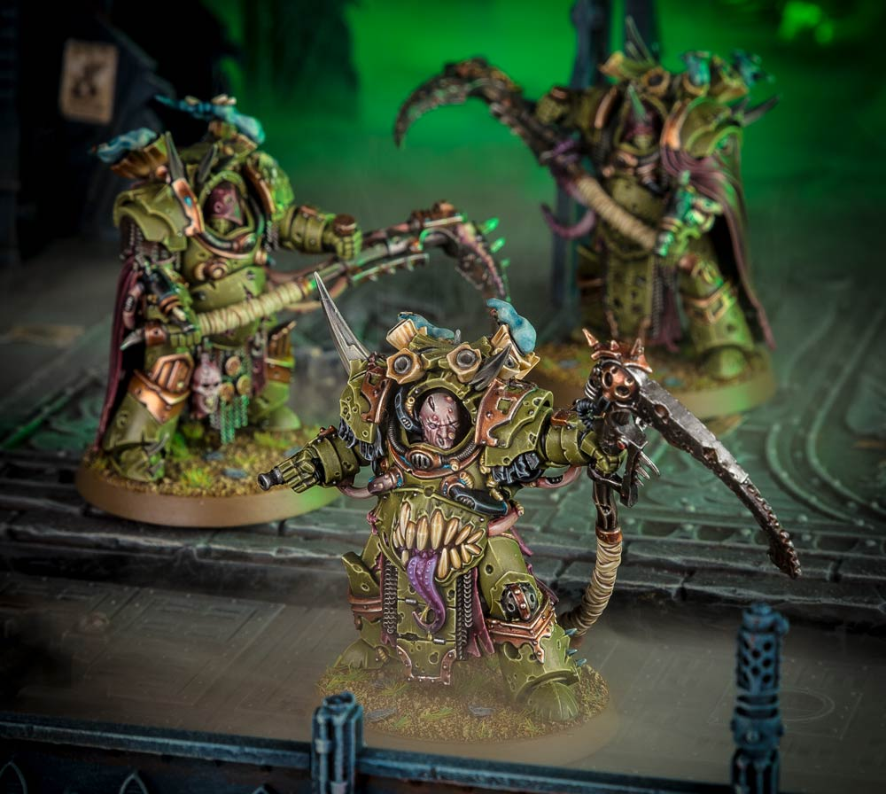 Tactical Toolbox: Mastering Mortarion - Warhammer Community