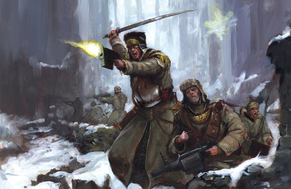 Regiment Focus: Valhalla - Warhammer Community