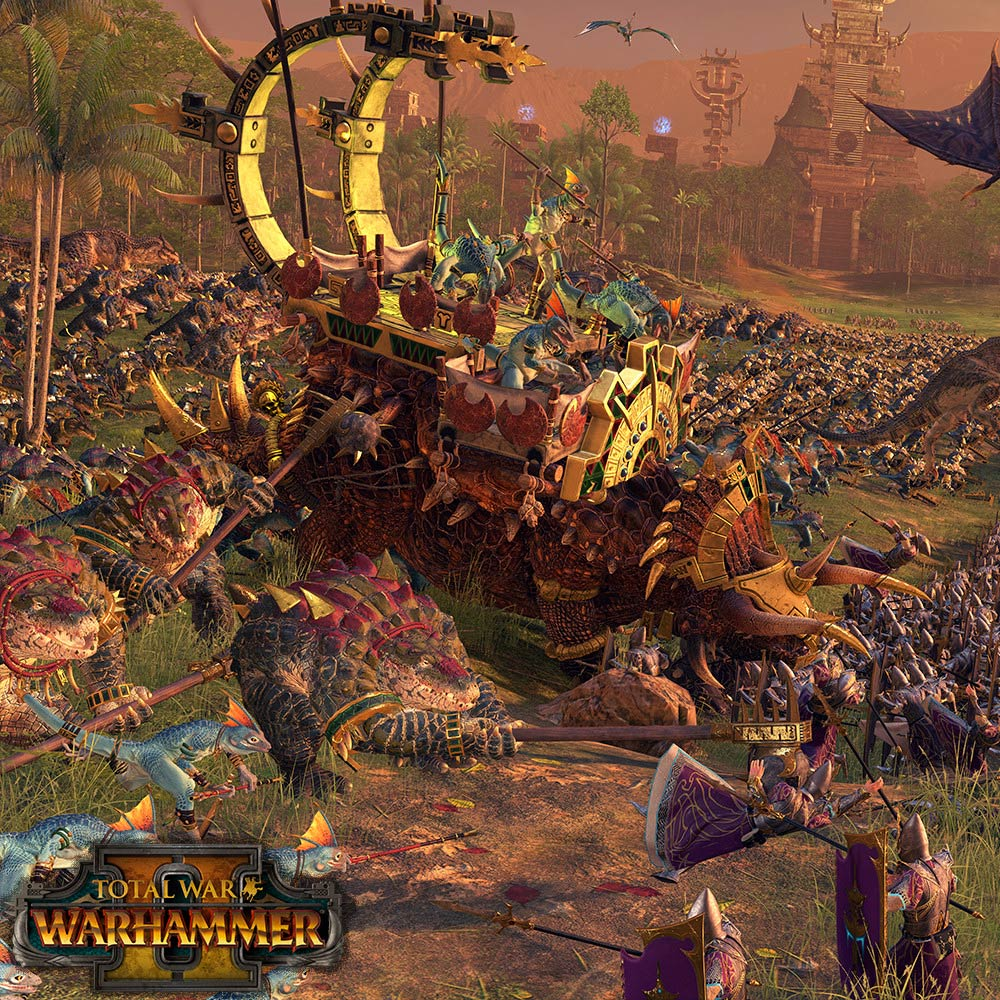 Total War: Warhammer II - How to survive a game of Free for All