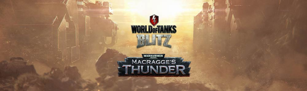 Warhammer 40,000 in World of Tanks Blitz - Warhammer Community