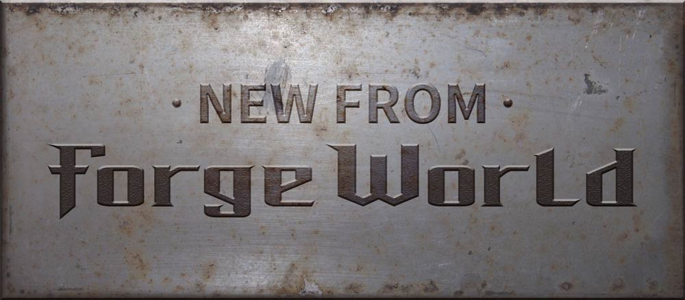 In Midnight Clad: New Night Lords from Forge World