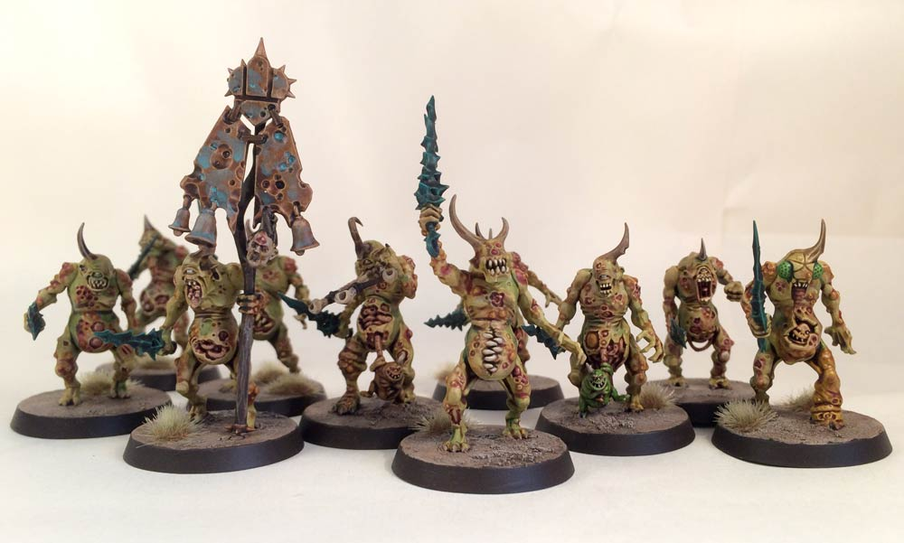 The Continuing Adventures of Guy Haley's Death Guard