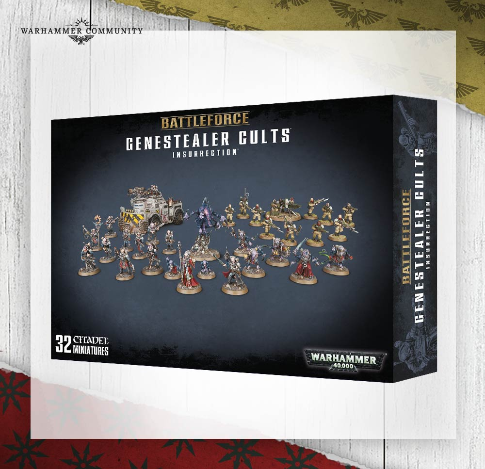 Warhammer Christmas Bundles 2020 Coming Soon: New Battleforces for Christmas, Chapter Approved and