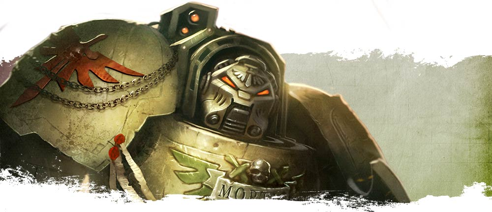 Chapter Focus: Dark Angels - Warhammer Community