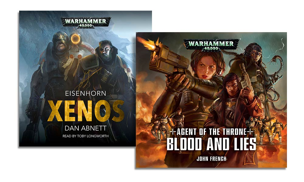 Getting Started with Black Library Audio - Warhammer Community