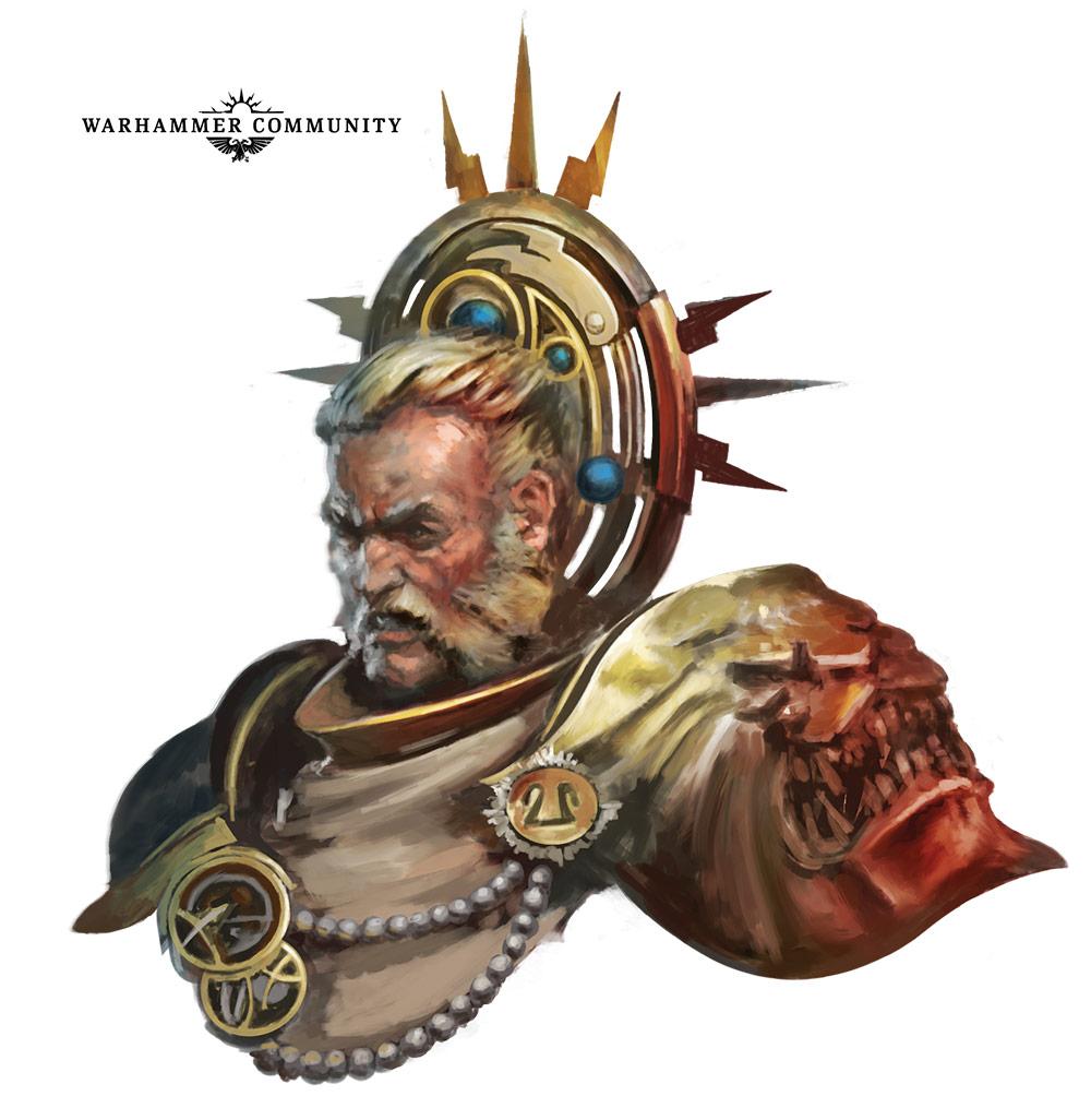 Malign Portents: Order's Champion Revealed! - Warhammer