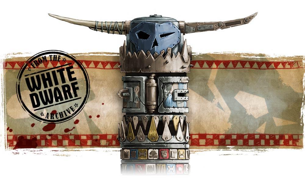 The Grand Warlord Returns    - Warhammer Community
