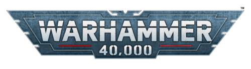 WH40K trademarked logo