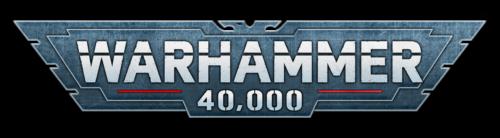 WH40K trademarked logo
