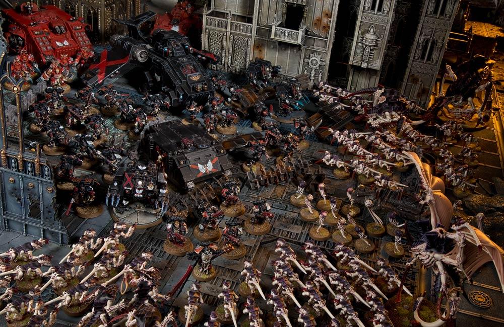 Forging A Narrative: The Devastation of Baal - Warhammer Community