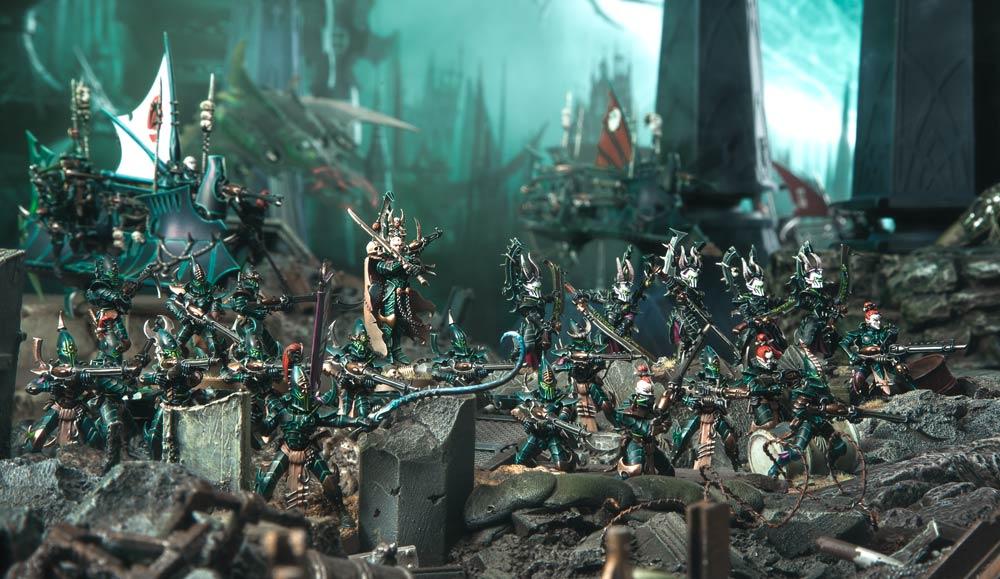 Codex Drukhari Preview: The Kabals - Warhammer Community