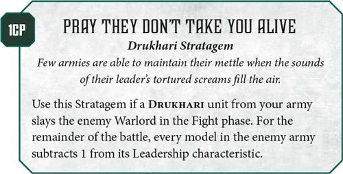 Codex: Drukhari Preview: Haemonculus Covens - Warhammer