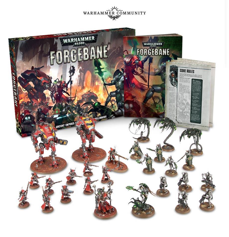 Necron Cryptek Forgebane New /& On Sprue Warhammer 40K