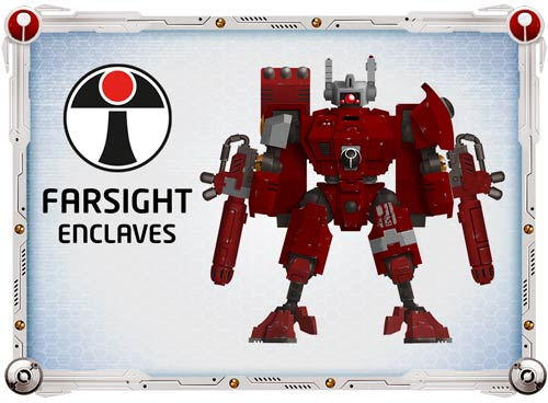 T'au Empire Preview: Farsight Enclaves - Warhammer Community