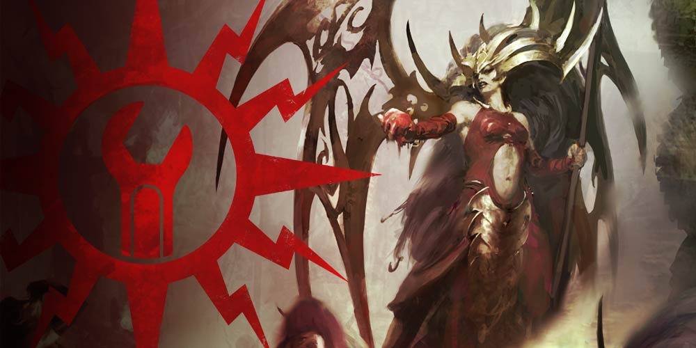 Blood and Faith - Part 1: Daughters of Khaine Tactica - Warhammer