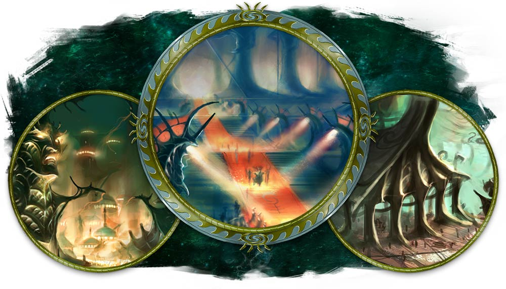 Idoneth Deepkin: Writer Insights – The Lore - Warhammer Community