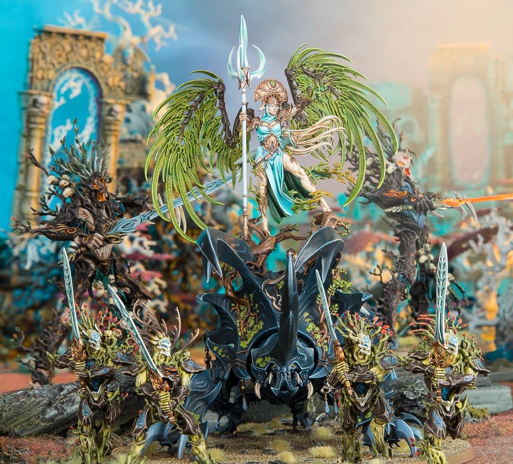 Faction Focus: Sylvaneth - Warhammer Community