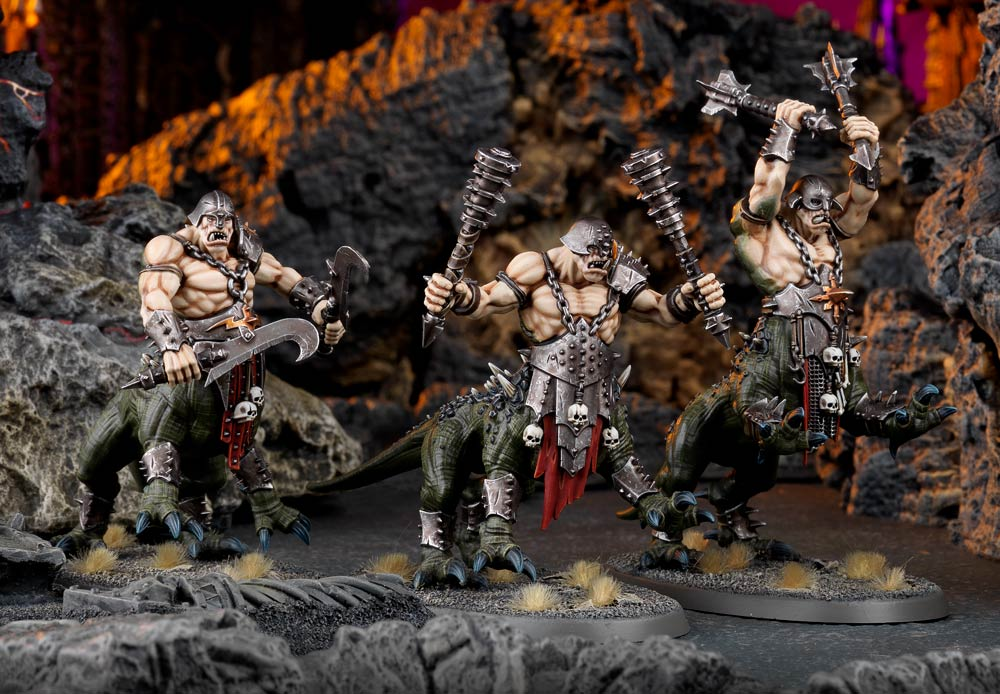 Beasts of Chaos Dragon Ogors Warhammer Age of Sigmar D