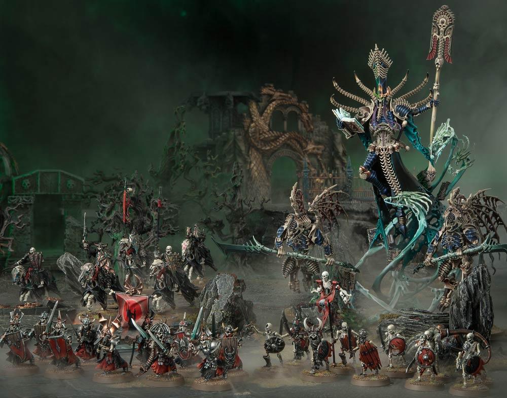 Faction Focus: Legions of Nagash - Warhammer Community