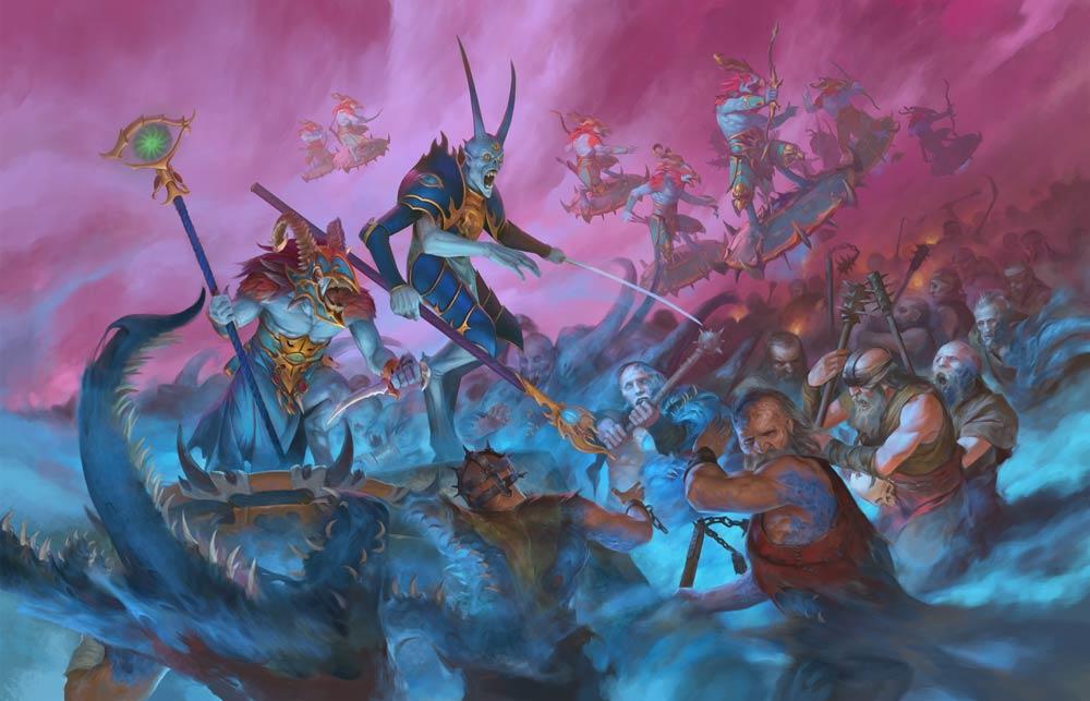 Faction Focus: Disciples of Tzeentch - Warhammer Community