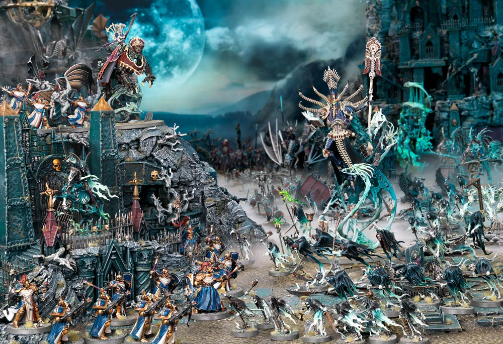 New Edition of Warhammer Age of Sigmar: Your Essential Guide