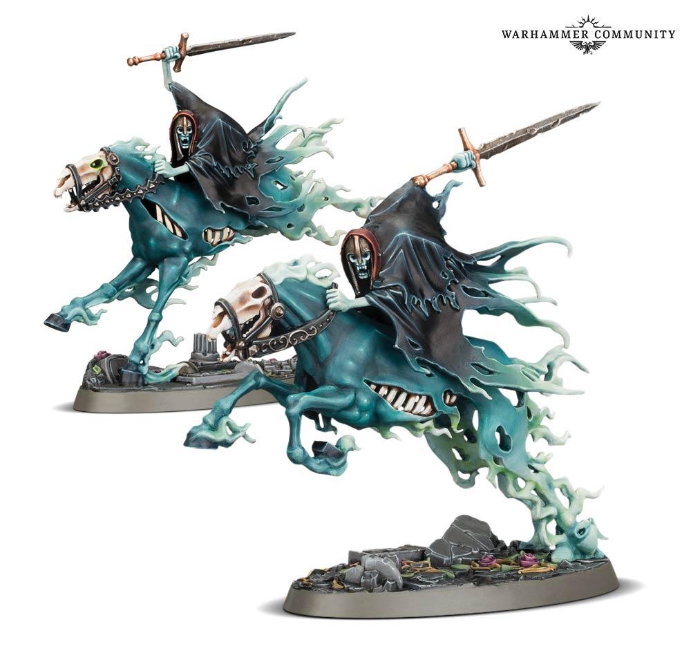 Nighthaunt Dreadscythe Harridans Warhammer AoS