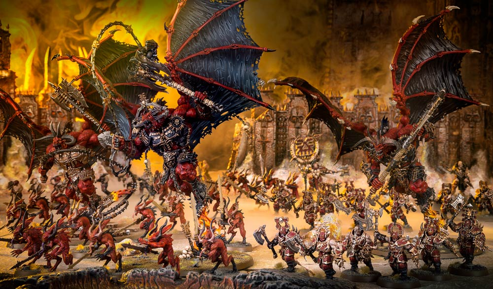 Player Perspective: Russ, Matched Play Gamer - Warhammer
