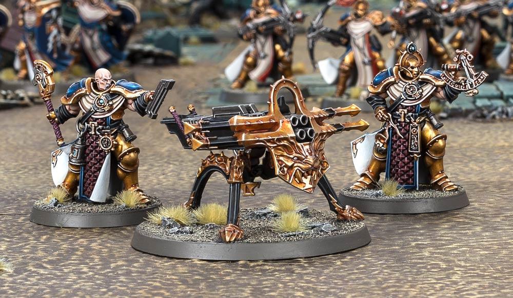 Design Insights: The Sacrosanct Chamber - Warhammer Community