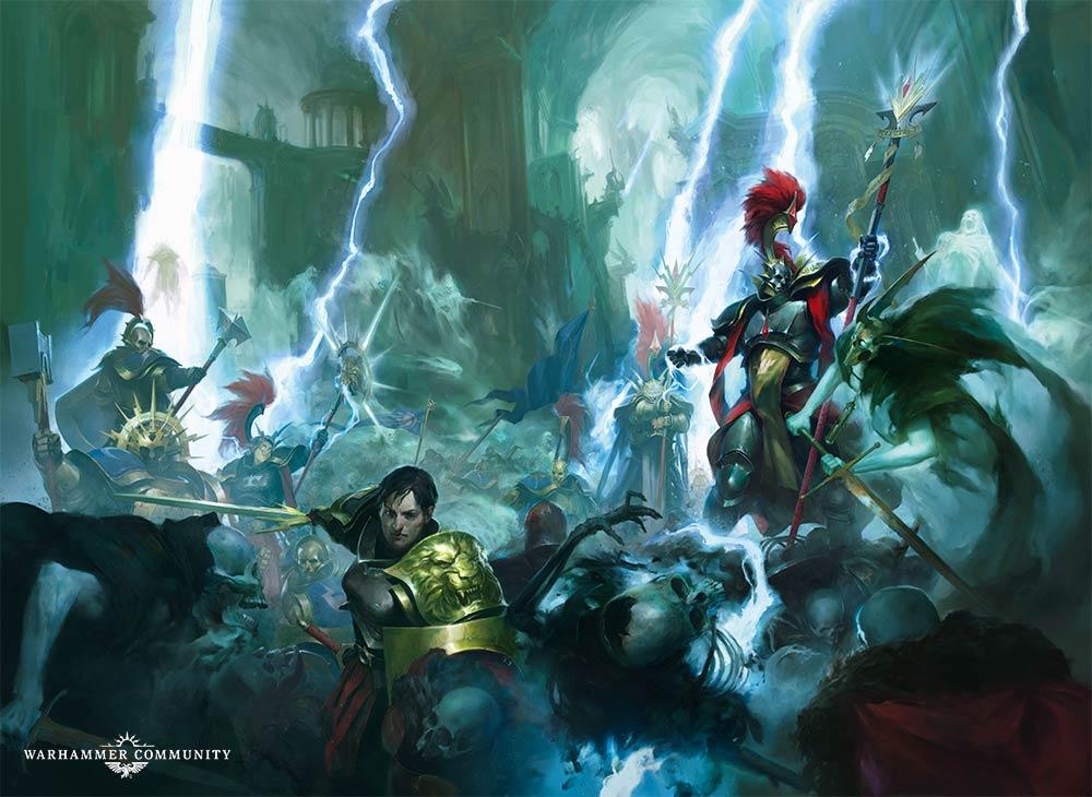 Soul Wars: The Novel - Warhammer Community