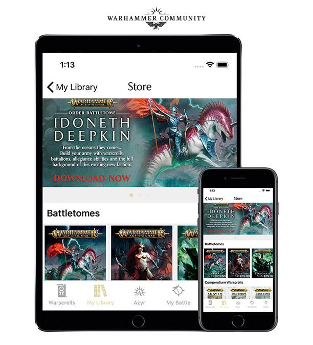 Warhammer Age of Sigmar: The App - Warhammer Community