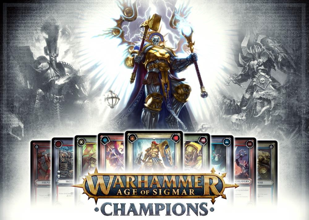 Coming Soon: Warhammer Age of Sigmar: Champions - Warhammer Community