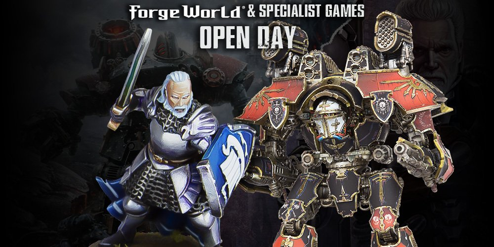 Forge World Open Day: Return to Middle-earth™ - Warhammer