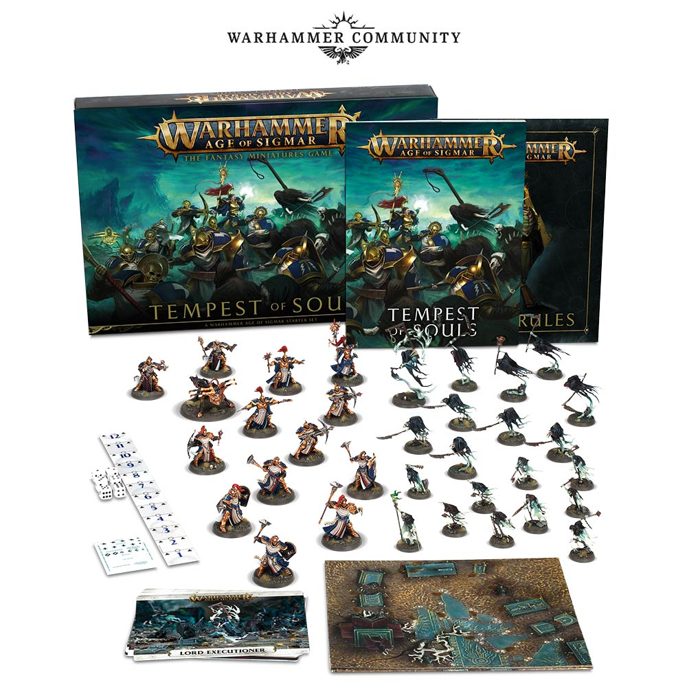 The Storm Rages On: New Warhammer Age of Sigmar models and