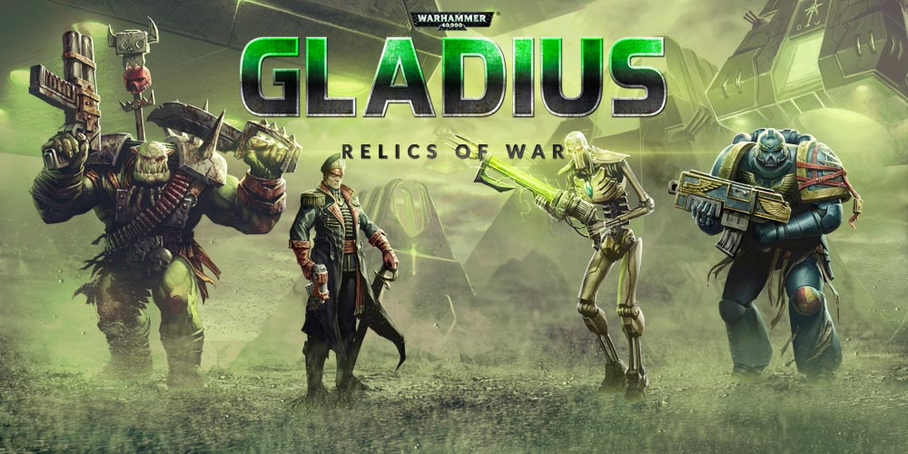 The Factions of Warhammer 40,000: Gladius - Warhammer Community