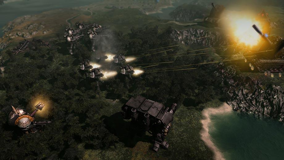 The Factions of Warhammer 40,000: Gladius - Warhammer Community